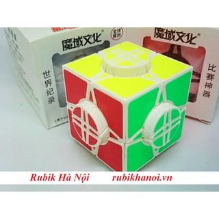 Rubik Moyu Time Round Trắng Phiên Bản Giới Hạn - Moyu Time Round Trắng thumbnail