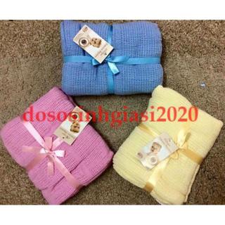 Mền lưới cho bé-Chăn lưới-mền lưới chống ngạt cho bé sơ sinh - SKU225-z8g thumbnail