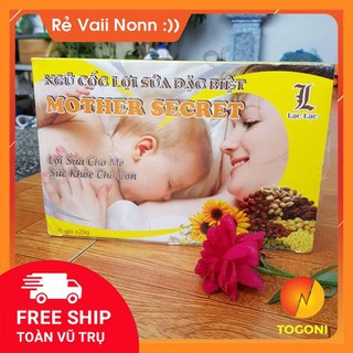 [FREESHIP TOÀN QUỐC] NGŨ CỐC LỢI SỮA LẠC LẠC chuyên kích sữa và làm đẹp cho mẹ sau sinh - LOISUALACLAC2 thumbnail