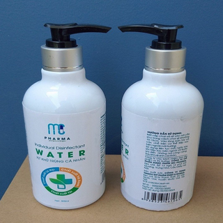 Gel rửa tay khô khử trùng Pharma 300ml - Gel rửa tay 3 - 8-5yq thumbnail