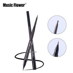 Bút Chì Kẻ Mày Music Flower Đầu Kẻ Thanh Mảnh Thiết Kế Nhỏ Gọn Dễ Dàng Mang Theo Và Sử Dụng