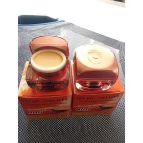 kem umi trắng da, ngừa lão hóa, ngừa nhăn, giúp tái tạo da - kem umi màu cam