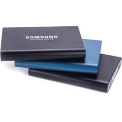 Ổ cứng di động SSD Samsung T5 Portable 1TB – Red/Green/Black