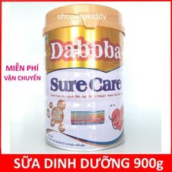 Thực phẩm bổ sung dinh dưỡng Daboba Surecare 900g thich hợp cho người ỐM- SAU PHẪU THUẬT-PHỤC HỒI SỨC KHOẺ