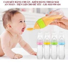 Bình thìa tập uống sữa cho bé - Bình thìa tập uống sữa cho bé