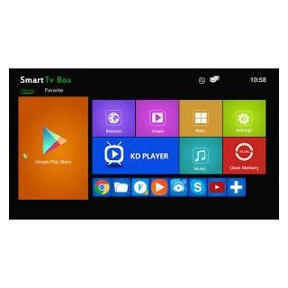 TVBox X96 mini RAM 2G 16G - android Tivibox cấu hình mạnh - Xem truyền hình [ĐƯỢC KIỂM HÀNG] 31284693 - 31284693 thumbnail