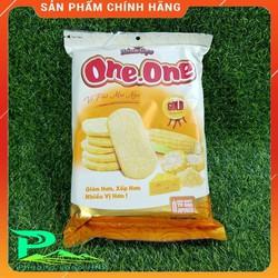 Bánh gạo One One vị phomai ngô - gói 118g