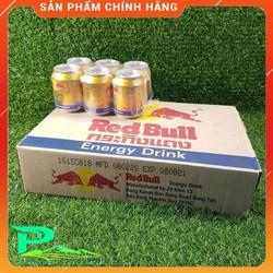 Nước tăng lực Red Bull Thái - Thùng 24 lon x 250ml