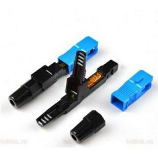 10 Đầu nối nhanh sợi quang fast connect sc upc - upc thumbnail