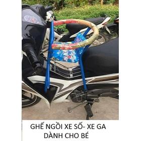 Ghế Ngồi Xe Máy Cho Bé - Xe Số-Xe Ga - GNXM