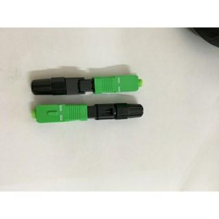 Combo 100 đầu nối nhanh sợi quang fast connect sc apc - 100scspc thumbnail