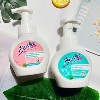 Nước rửa tay tạo bọt Be Nice Thái Lan 250ml - NRTBINE250 thumbnail