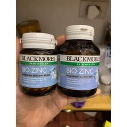 Viên Kẽm Blackmores Bio Zinc 84viên giúp làm đẹp da - Bio ZINC Blackmores 84viên