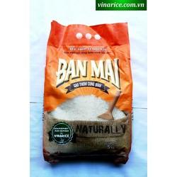 Gạo Ban Mai Cung Đình 5kg - Dẻo mềm thơm ngon tuyệt vời - hàng chính hãng