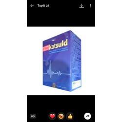 KATSULD - TPCN hỗ trợ điều trị bệnh tiểu đường hiệu quả
