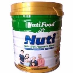 sữa bột nguyên kem Nuti