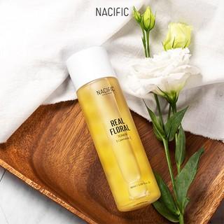 Nước hoa hồng hoa cúc NACIFIC Real Floral Calendula Toner 180ml - NA_TO07 thumbnail