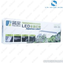 Đèn Led Aquablue - Model Led_30 - Đèn Led Chuyên Dụng Cho Bể Thủy Sinh Cá Cảnh