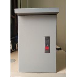 Vỏ tủ điện 30x40x20 ngoài trời sơn tĩnh điện siêu bền đẹp - Thiết bị điện Nam Anh