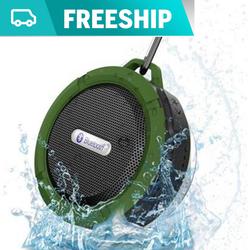 Loa Bluetooth bass siêu êm , âm thanh cực trong có móc treo tiện lợi