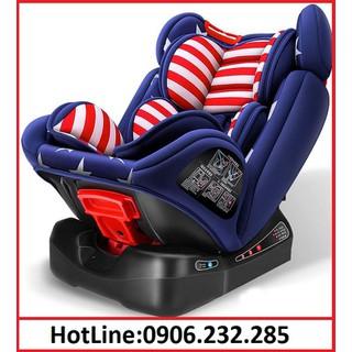 Ghế ngồi xe hơi cho bé - Ghế ngồi ôtô cho bé - Ghế ngồi xe hơi cho bé 0 đến 12 tuổi , nằm , quay đa hướng - Ghế ngồi xe hơi Camind thumbnail