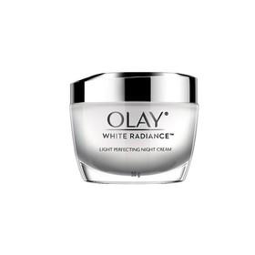 (Tặng thanh massage đẩy tinh chất từ tính) Kem dưỡng trắng da ban đêm Olay White Radiance Light Perfecting Night Cream 50g - TUOL0046CB-2