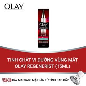 (Tặng thanh massage đẩy tinh chất từ tính) Tinh Chất Vi Dưỡng Vùng Mắt Olay Regenerist (15ml) - TUOL0049CB