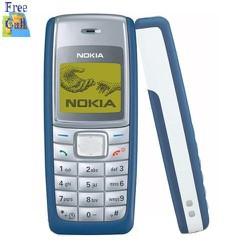 Điện thoại Noki 1110ib Tặng sim đăng ký nghe gọi miễn phí - 1110ib