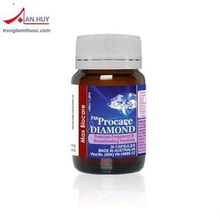 vitamin cho mẹ bầu procare diamond - vtm7 thumbnail
