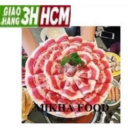 500G BA CHỈ BÒ MỸ, CHẾ BIẾN: NƯỚNG BBQ - THỰC PHẨM NHẬP KHẨU MIKHA FOODS