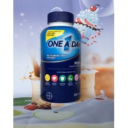 One A Day for Men_Vitamin tổng hợp_Tăng cười sức khỏe Nam giới