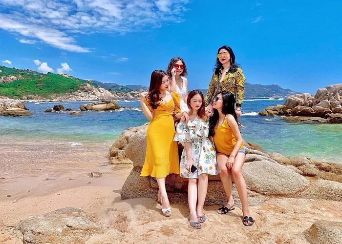 Tour du lịch đảo Bình Ba 2 ngày 2 đêm khởi hành từ Hồ Chí Minh giá ...