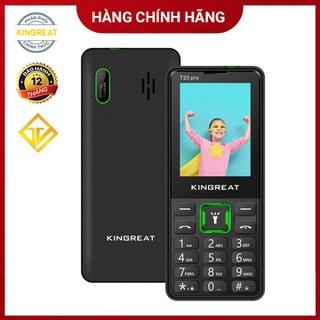 Điện thoại Kingreat T20 Pro 2 Sim 2 sóng, Pin khủng ,Loa to ,Màn 2.4 - Hàng chính hãng - Kingreat T20 Pro thumbnail