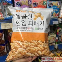 Snack quẩy xoắn Upon Hàn Quốc 280G