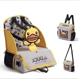 Ghế ngồi ô tô kiêm túi xách đeo tay đựng đồ cho bé B.DUCK Yellow - B.DUCK Yellow