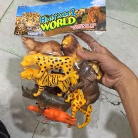 Bộ đồ chơi mô hình động vật - animal