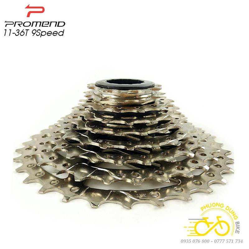 Líp thả líp 9 xe đạp Promend 11-36T – PK-01398