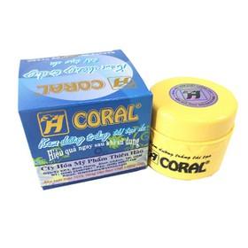 Kem Coral Dưỡng Trắng Tái Tạo Da - 20g - duongdacoral-0