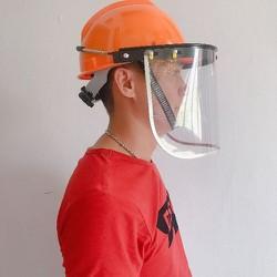 Mũ bảo hộ, Mũ bảo hộ có kính để cắt cỏ, hàn, phòng dịch