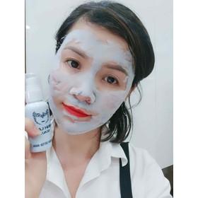 Chính hãng MẶT NẠ DETOX MINH LADY BEAUTY Thải độc dưỡng trắng da - 0048