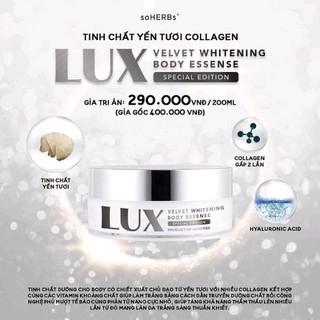 Kem Body LUX - Dưỡng Da Trắng Sáng Bằng Công Nghệ Truyền Trắng từ Dịch Yến Tươi - 200gr - KEMLUX thumbnail