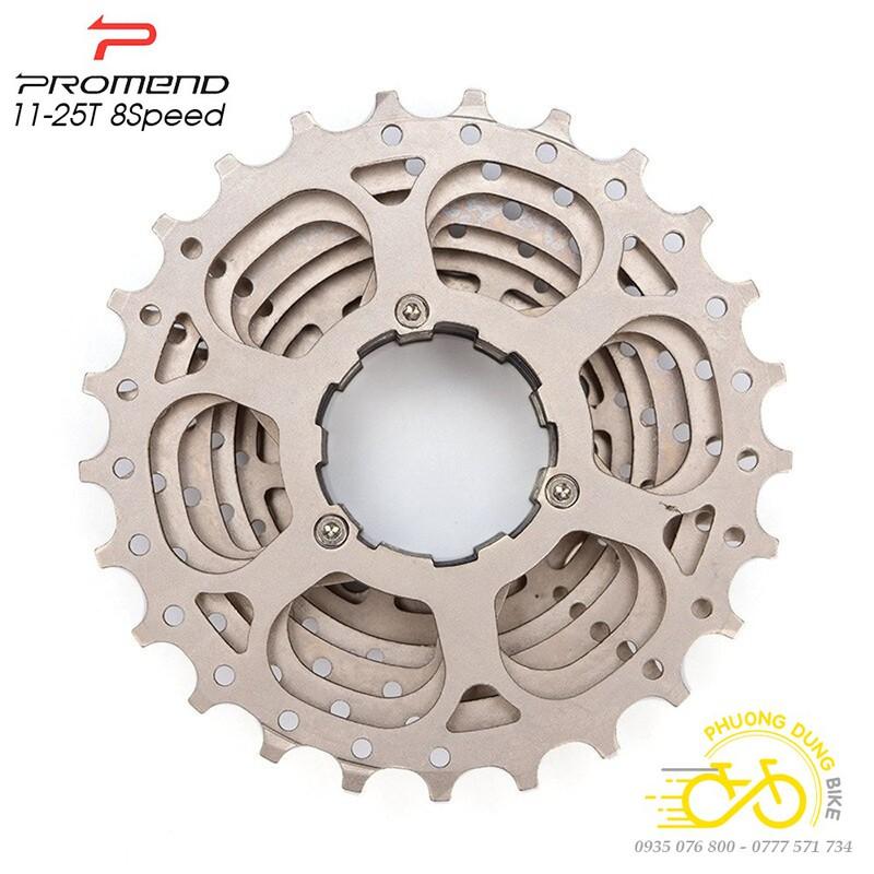 Líp thả líp 8 xe đạp Promend 11-25T – PK-01397