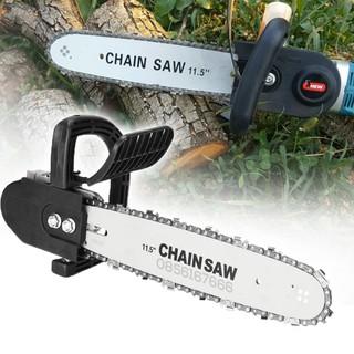 Lưỡi cưa xích Chainsaw - Gắn máy mài 1 tấc - Kèm bình tra dầu tự động - LUOI_CUA_XICH thumbnail