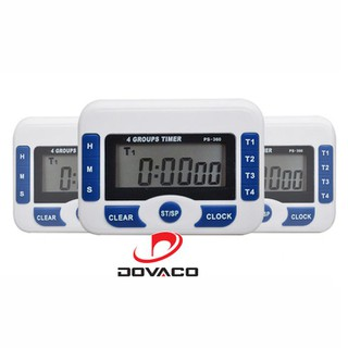 Đồng hồ bấm giờ đếm ngược 4in1 PS-360 - ĐHPS360 thumbnail