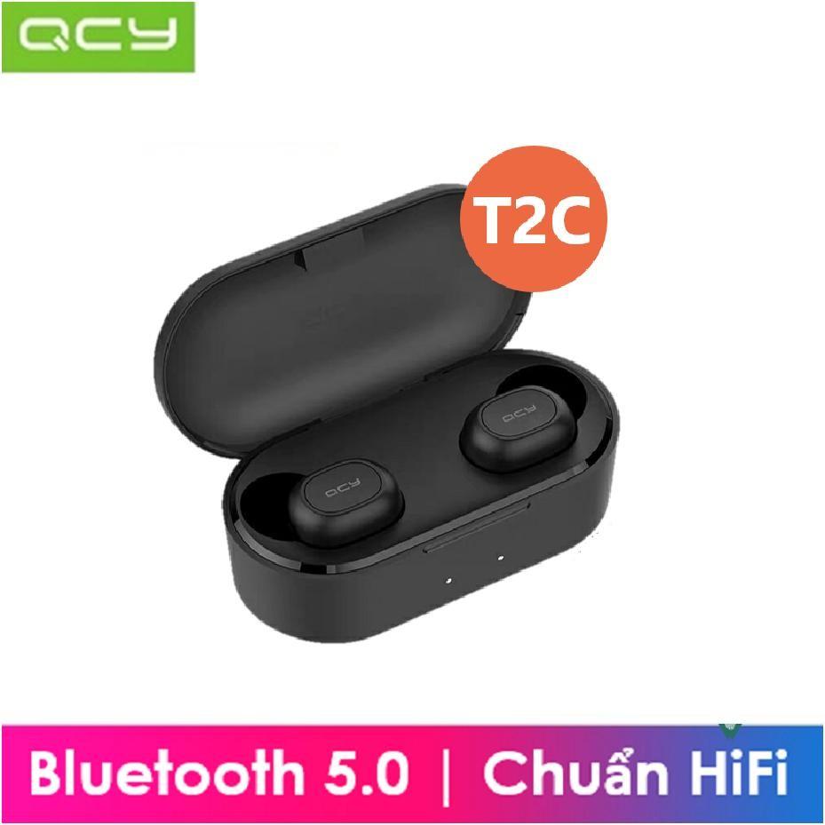 Tai Nghe Bluetooth Không Dây Xiaomi QCY T2C