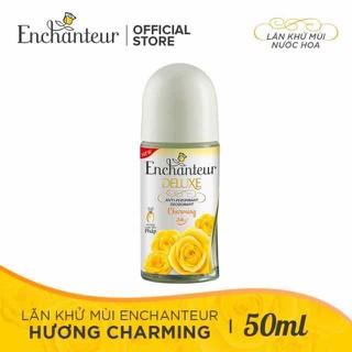 Lăn khử mùi nước hoa Enchanteur Deluxe 50ml date 2023 - LKM10 thumbnail