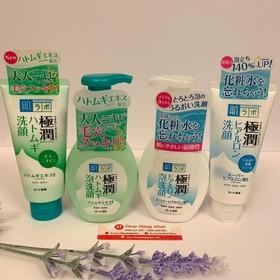 Sữa rửa mặt Hada Gokujyun - Nhật Bản - SPHv56