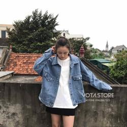 Áo khoác jeans - HG07