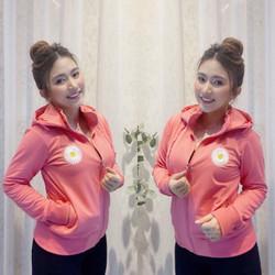 Áo khoác chống nắng nữ tiện dụng Thêu Hoa Thời Trang Hot