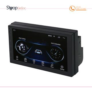 Màn Hình Cảm Ứng LCD 7 inch Hỗ Trợ Nghe Nhạc MP5 Bluetooth Wifi GPS Android 8.1 (Hỗ trợ Tiếng Việt) - Android 8.1 thumbnail
